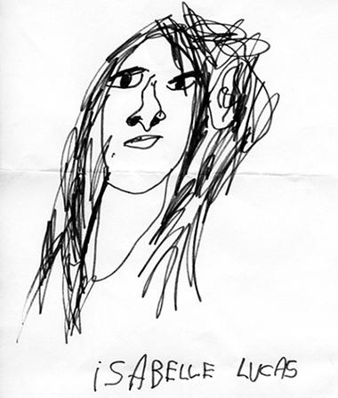Isabelle Lucas